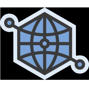 The Open Graph protocol logo